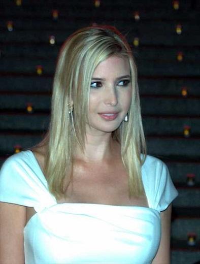 【金髪美女】トランプの娘イヴァンカ・トランプの巨乳エロ画像まとめ